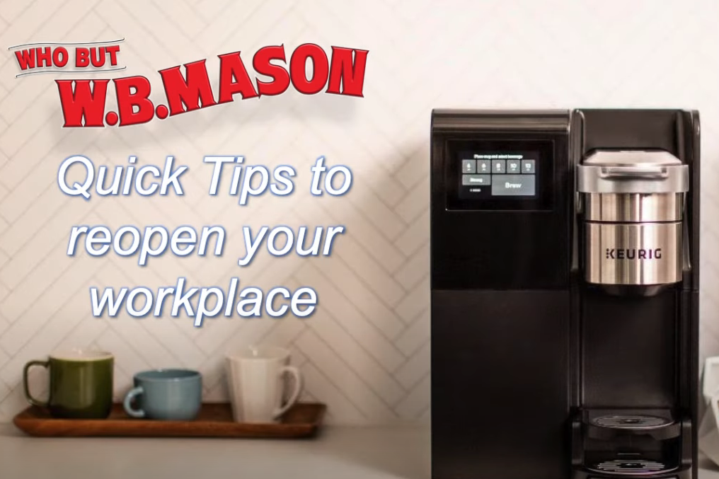 Quick Tips to Reopen Your Coffee Bar