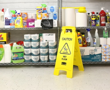Cleaning Sanitizing and Disinfecting Products