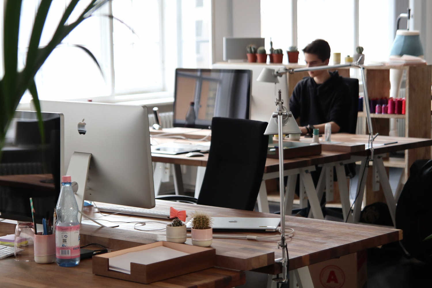 Safe and Socially Distanced Workplace