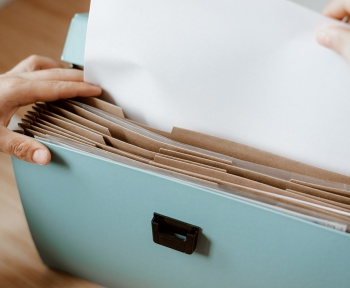 File Folders for Organization