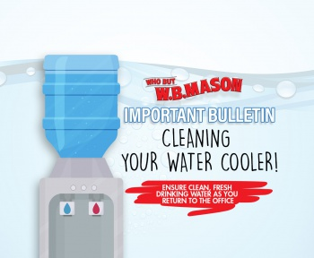 Cleaning Your Water Cooler