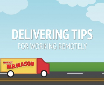 Delivering Tips for Working Remotely