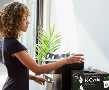 Coffee Meets Sustainability
