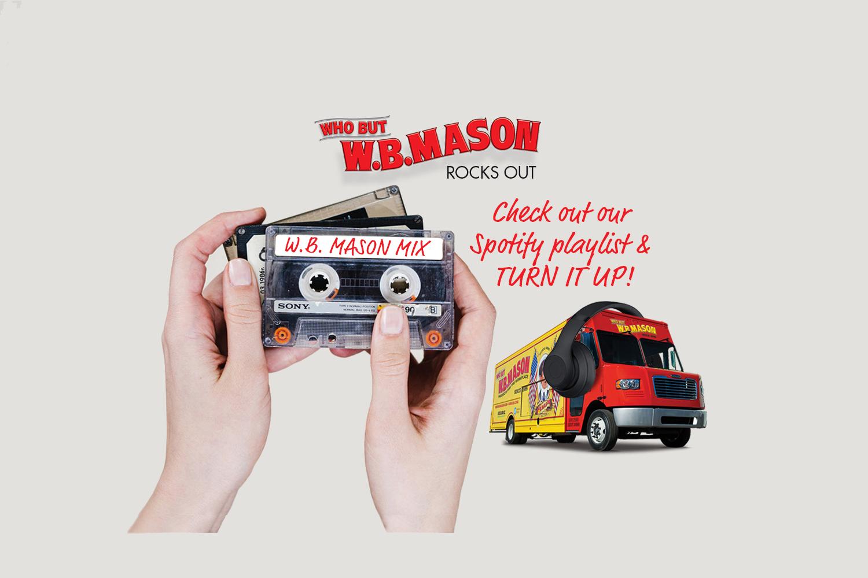 WB Mason Mix