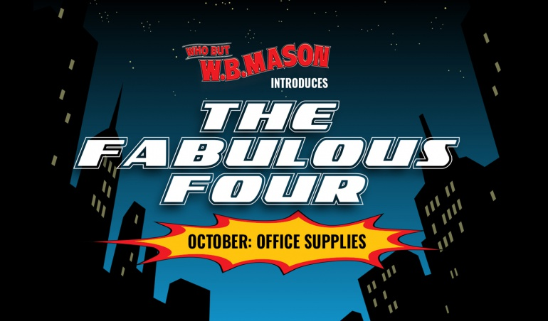 Fabulous Four Office Supplies